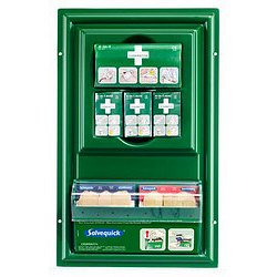 Apteczka ścienna Cederroth Mini First Aid Panel