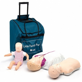 Fantomy Family Little QCPR ( Anne - QCPR, Junior - QCPR , Baby - bez QCPR )