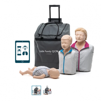 Fantomy Family Little QCPR ( Anne - QCPR, Junior - QCPR , Baby - QCPR )