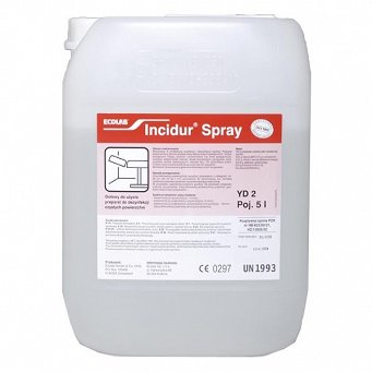 Incidin - spray - 5 L